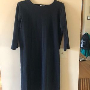 Belly Basics long sleeve dress